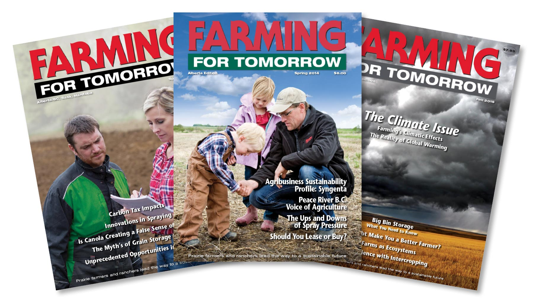Farming for Tomorrow