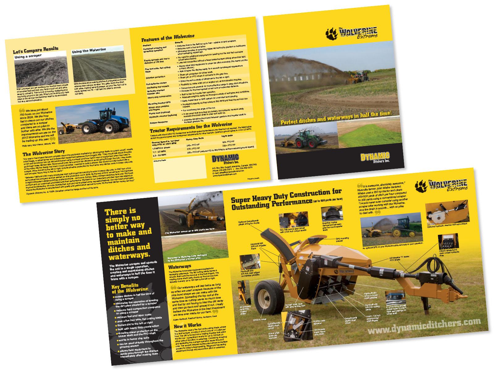 Wolverine Brochure